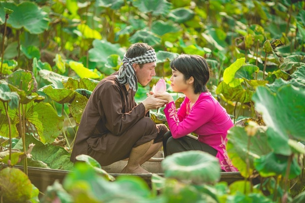 Сладкие свадебные фотографии на японском языке -11