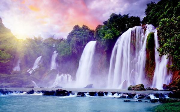 Vietnam images sur voyage en Asie