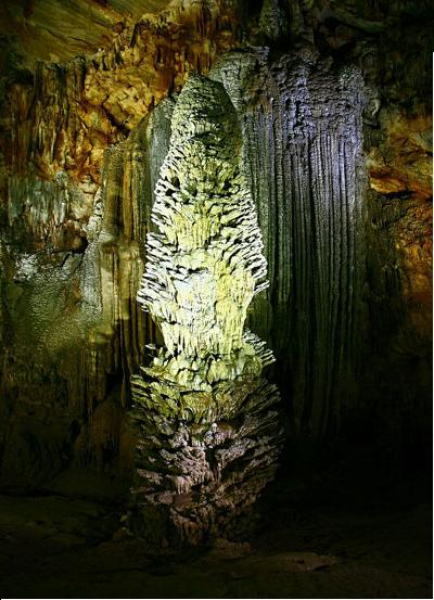 Splendid scenery of Thien Duong Cave-11