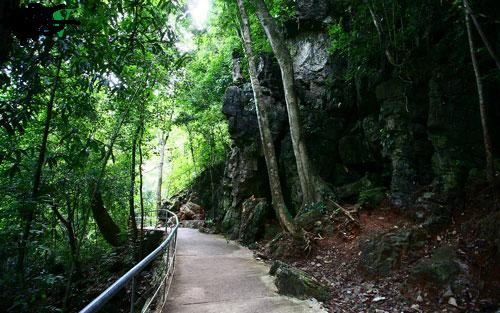 Splendid scenery of Thien Duong Cave-7