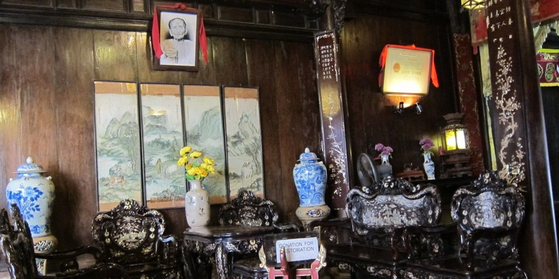 Tan Ky altes Haus