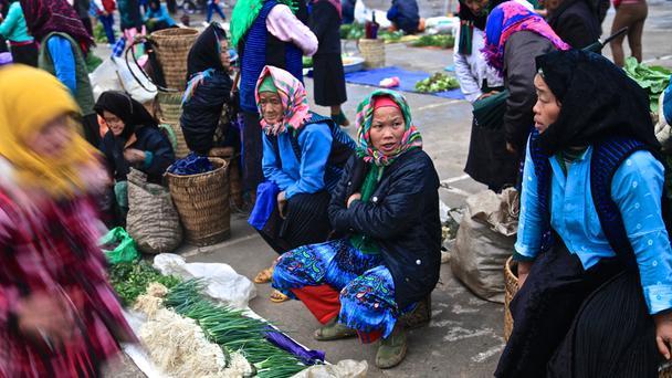 Van Dong, nascosti Himalaya-5 del Vietnam