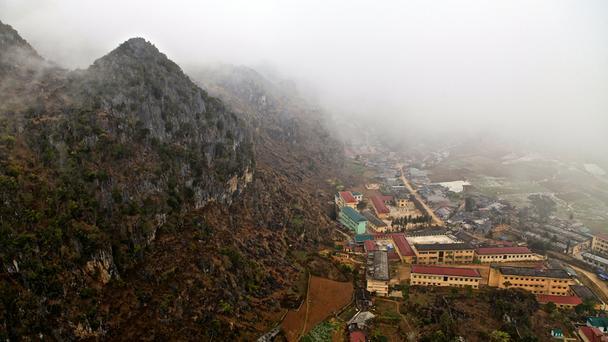 Van Dong, nascosti Himalaya-8 del Vietnam