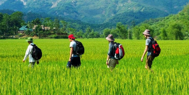 trekking al Pu Luong