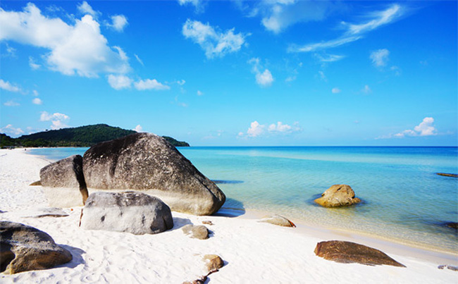 Фу Квок пляж