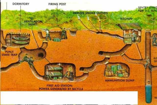 クチの地下道-1