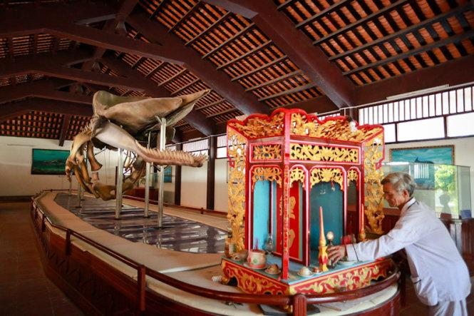 Phu Quy ist die Heimat von fast 30 kulturelle Relikte verschiedener religiöser Überzeugungen.