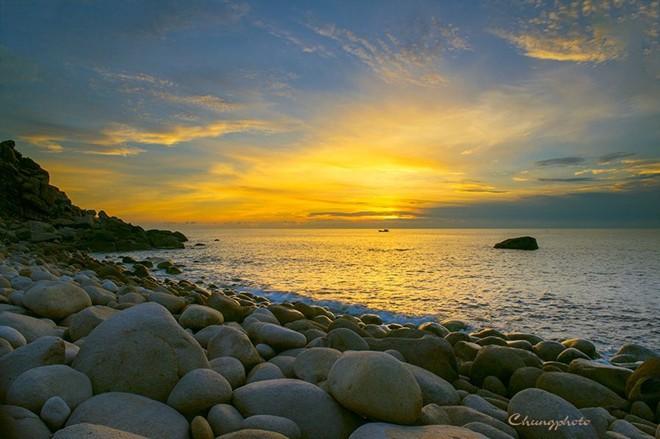 Binh Hung île