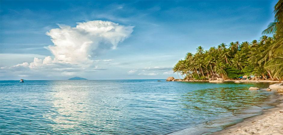 Нам Du Island