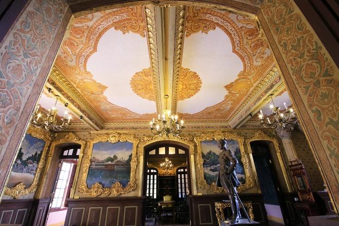 All'interno del Palazzo di An Dinh Bao Dai Re-03
