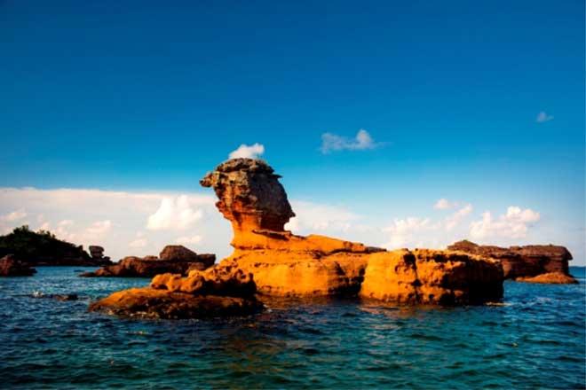 フーコック島のKhemビーチ-07