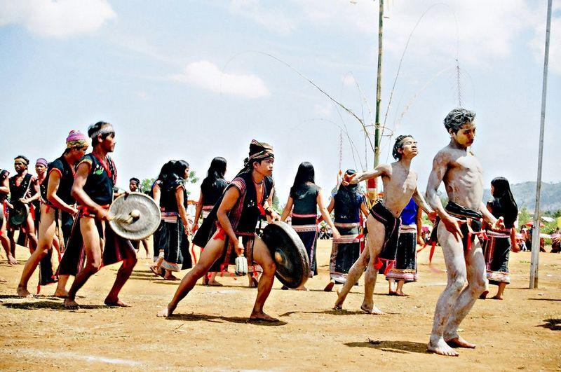 Gong festival