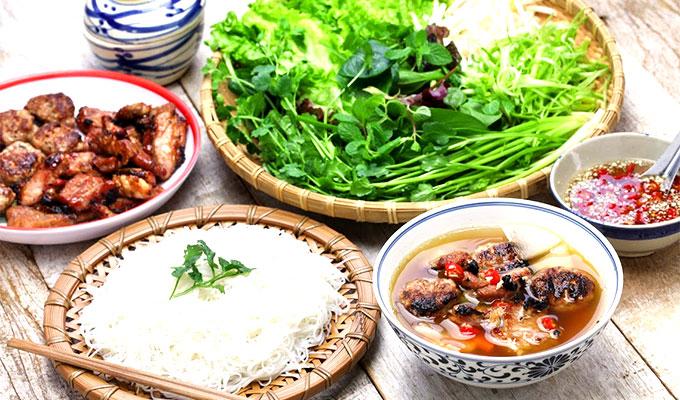 Cuisine Vietnamienne Un Produit Touristique Attractif Visitez