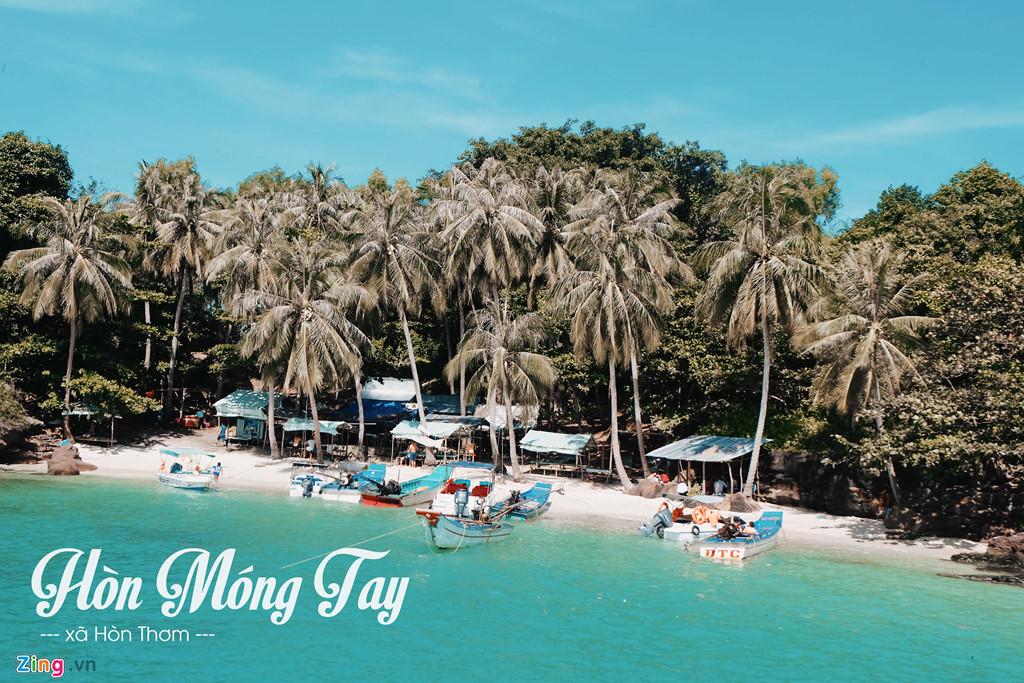 Pour Tay île