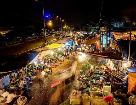 Long Bien-Markt