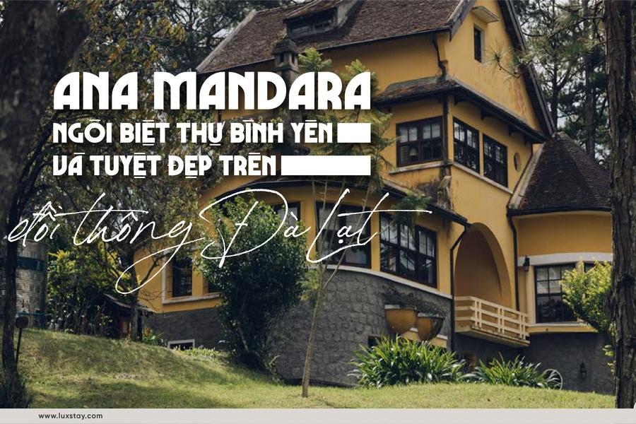 Ana Mandara Villas