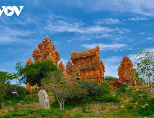 Complexe de la tour Po Klaong Garai, Phan Rang-01