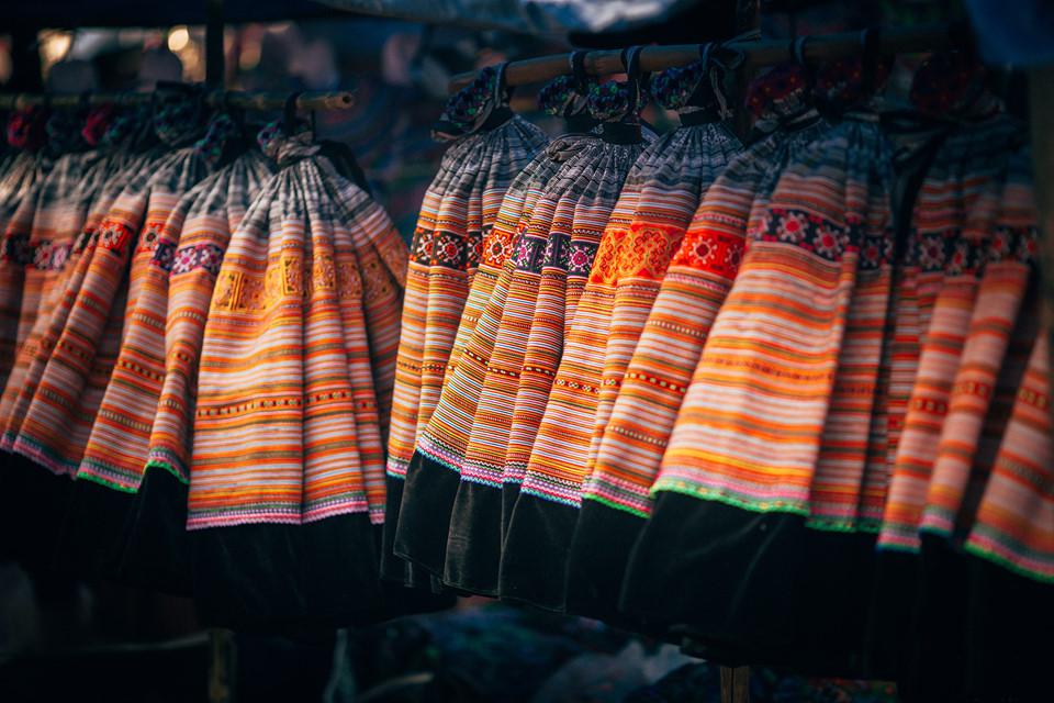 Ярмарка Бакха в Лаокай